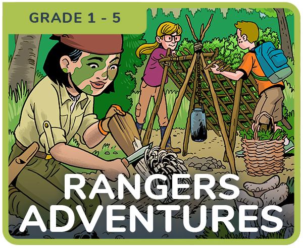 Ranger's Adventure: Map & Compass Basics